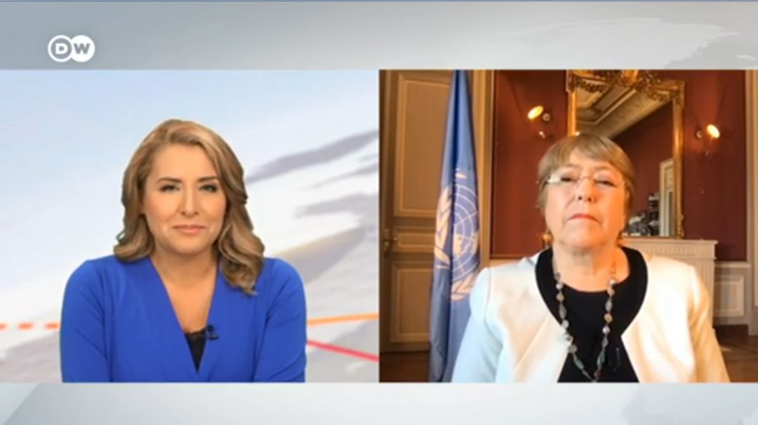 Latin America and the Caribbean record of violence against women, interview with Michelle Bachelet
