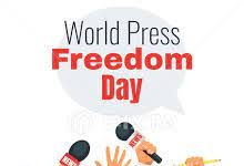 May 3rd, World Press Freedom Day
